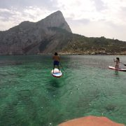 SUP in CALPE