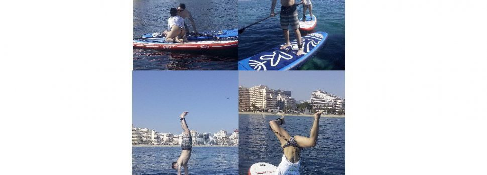 Empieza la Temporada del Paddle Surf en Calpe